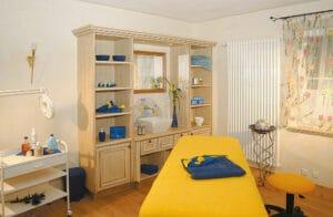 Wellness Behandlungszimmer Hotel Klumpp Baiersbronn
